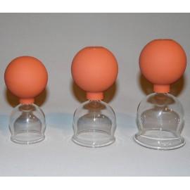 Wellness cupset 45-55-65mm