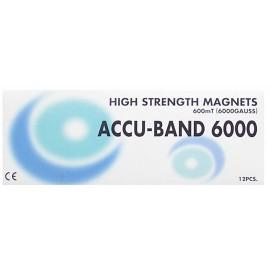 Accu-Band 800 Gauss 24 per pak (GOUD)